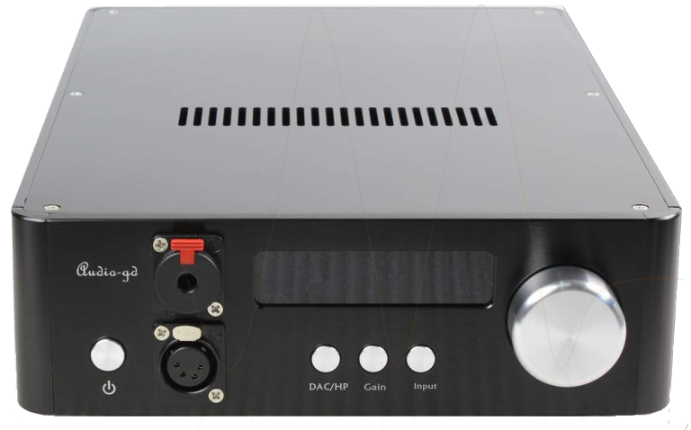 Audio-gd nfb1amp front